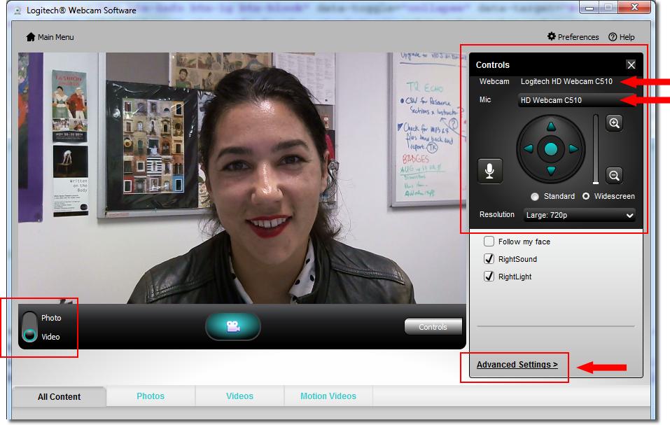 Record Webcam Direct